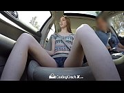 castingcouch-x - redhead abi grace fucked on the.