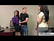 Sex Tape In Office With Round Big Boobs Girl (diamond kitty) movie-09