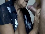 Cumming in mouth of my mature bitch. Amateur older