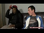 gay interracial bareback hardcore sex 04