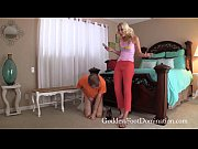 blackmailing brother in law femdom footjob