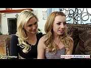 Beauty blondes Lexi Belle and Mia Malkova sharing a big cock - Pornhub.com