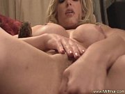 MILF Squirts On...