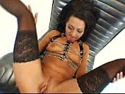 Sandra Romain and Lexington Steele - POV video