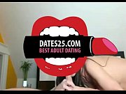 webcam video of attractive couple