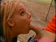Nicole Sucking Cock Outdoors kaylani