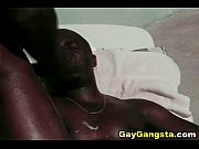 ghetto gays with black monster cocks do anal fucking
