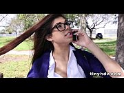 Nerdy teen with glasses gets nailed_4 91