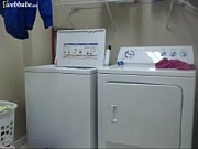 indulges in the laundry room  cams.isexxx.net