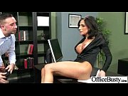(jaclyn taylor) sex in office with big melon.