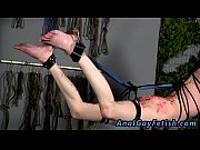 Gay male dominated muscle tube The skimpy lad is dangling there with