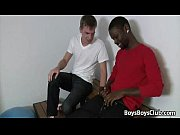 Blacks On Boys - Nasty Gay Interracial Hardcore Sex  14