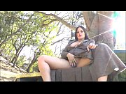 busty latina babes public nudity and outdoor peeing of exhibitionist milf heedin