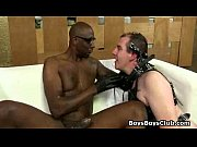 Interracial hung hairy assed black raw fucks muscled older white guy 14