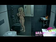 Compilation de duchas 2&ordm_ Reality show del torneo. Gran hermano porno , big brother. Noemi Jolie