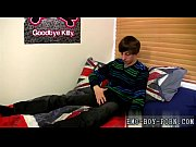 Gay men and sex toys masturbation Skinny emo fellow Ethan Night is