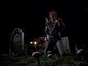 Return of the Living Dead Graveyard Striptease