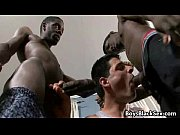 BlacksOnBoys - Nasty sexy boys fuck young white sexy gay guys 19