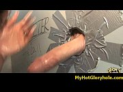 The beautiful art of gloryhole cock sucking 12