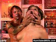 Whore Assfucked By Bartender
