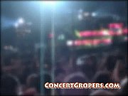 concertgropers_-_linetslag-hot latina in a thin party.