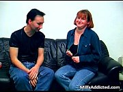 Amateur German mature couple having sex
