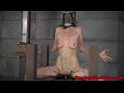 bdsm sub emma haize torment with.