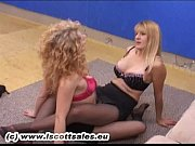 pantyhose catfight sybil vs dakota part.
