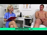 stocking legs cougar doctor maya stroking penis till.