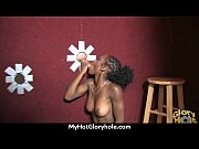 gloryhole secrets ebony sucking off strangers.