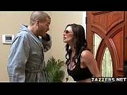 Xander Corvus feeding Kendra Lust his thick cock