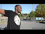 keith cook lets a black guy fuck his ass – Gay Porn Video