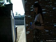 tipsy streetwalking slut begging for cock