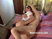 Nelly crazy girl has nurse uniform and black stockings 3