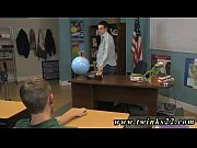 Cute gay emo twink vids The lad sitting behind the teacher&#039_s desk