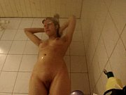 spy cam shower