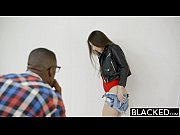 BLACKED Teen Alexis...