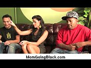 interracial porn horny milf and big black cock 8
