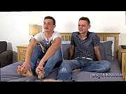 Black gay naked big cock porn style first time Scott West &amp_ Billy