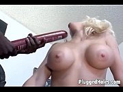 busty girl pleasuring two horny men