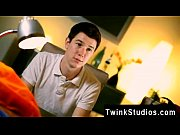 Twink movie of Dustin and Skylar have always desired to make a porno.