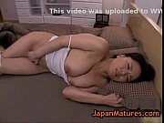 miki sato and young boy - masturbating on.