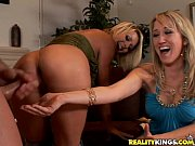 brianna beach, alana evans and francesca le tease.