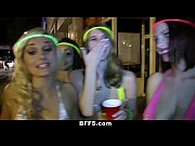 BFFs - Babes Getting Freaky at Ultra Music Festival!