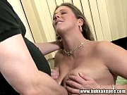 Busty Canadian Mika peed and gangbang 9
