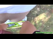 Pierced skater euro chick pounded outdoors, xaa Video Screenshot Preview