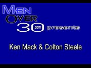 Ken Mack and Colton Steele