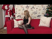 stockings girl getting real fuck on.