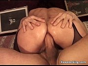 Picture Mature slut gets tight asshole fucked