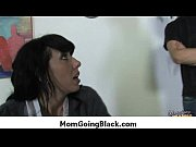 Watching my mom going black amazing interracial porn